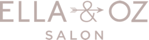 Ella and Oz Salon & Day Spa Logo